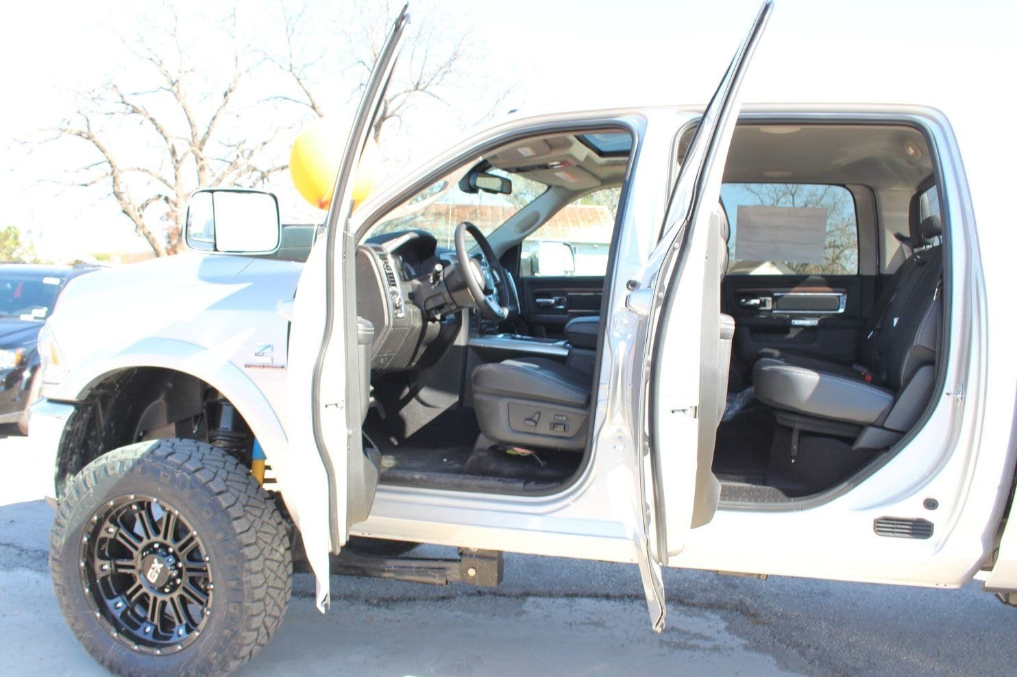 2018 Ram 2500 Crew Cab 4x4,  Pickup #TG403948 - photo 13