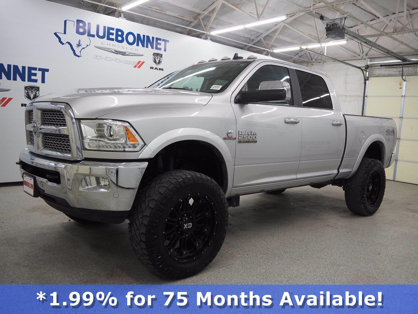 2018 Ram 2500 Crew Cab 4x4,  Pickup #TG403948 - photo 3