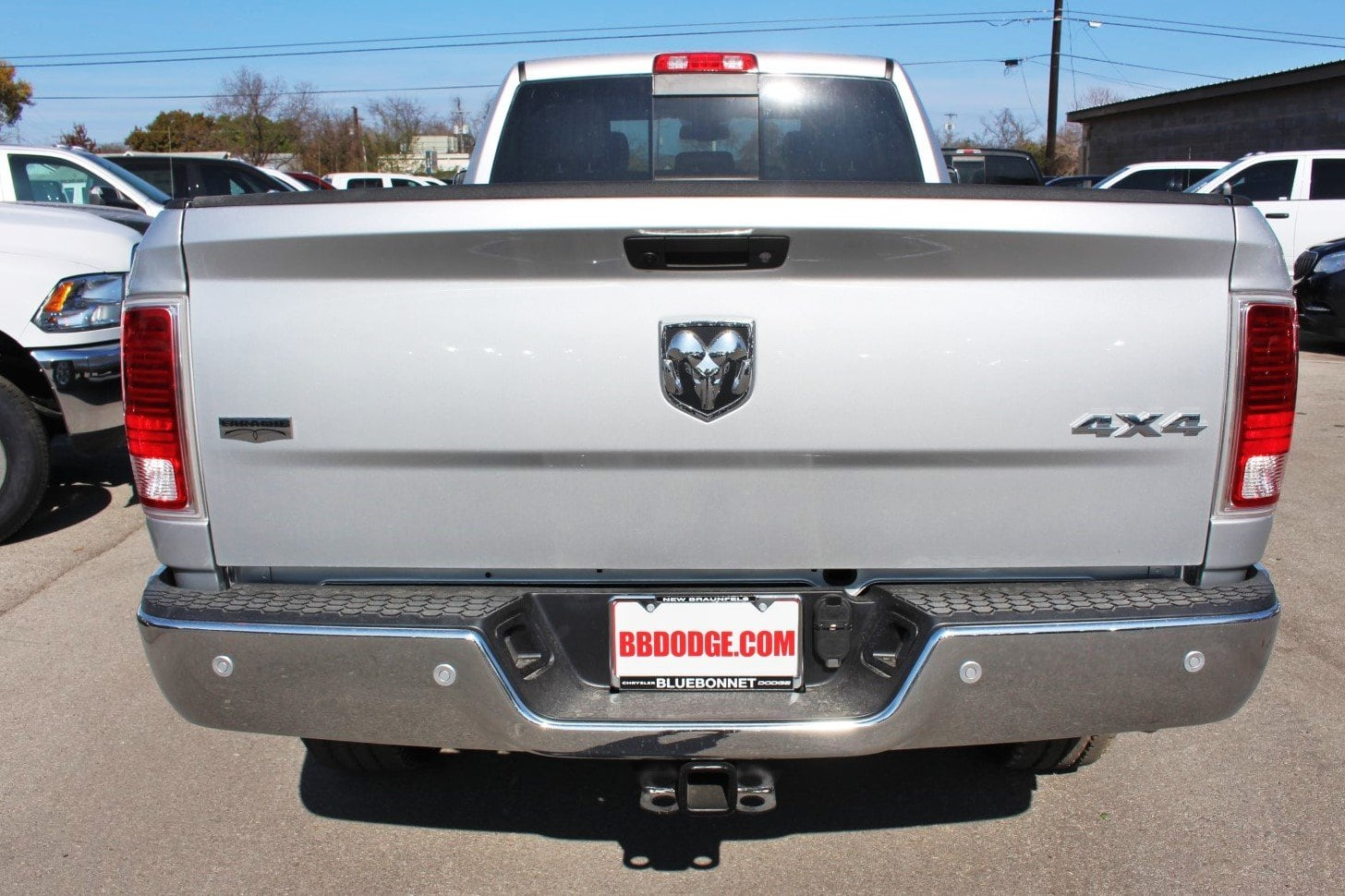 2018 Ram 2500 Crew Cab 4x4,  Pickup #TG404327 - photo 12