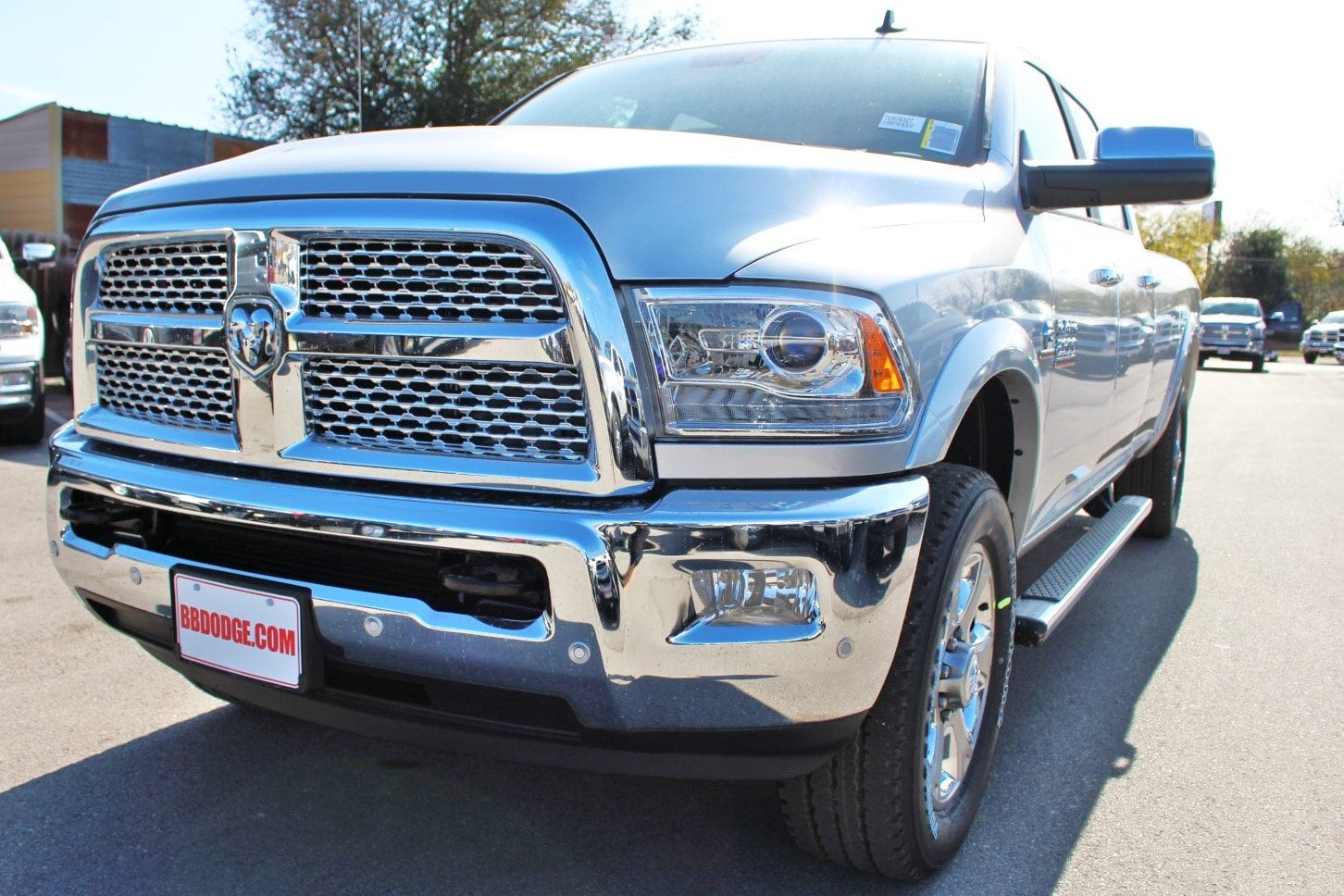2018 Ram 2500 Crew Cab 4x4,  Pickup #TG404327 - photo 3