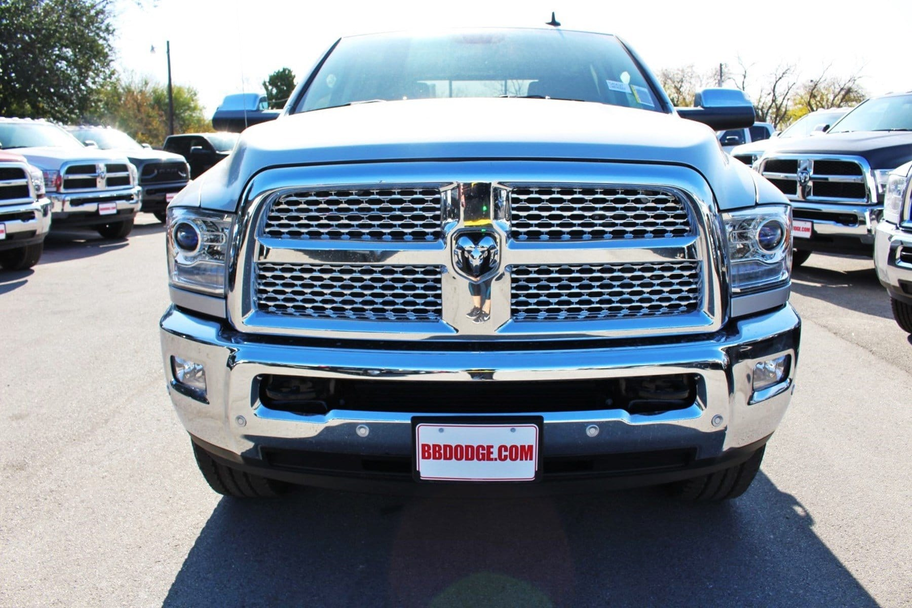 2018 Ram 2500 Crew Cab 4x4,  Pickup #TG404327 - photo 5