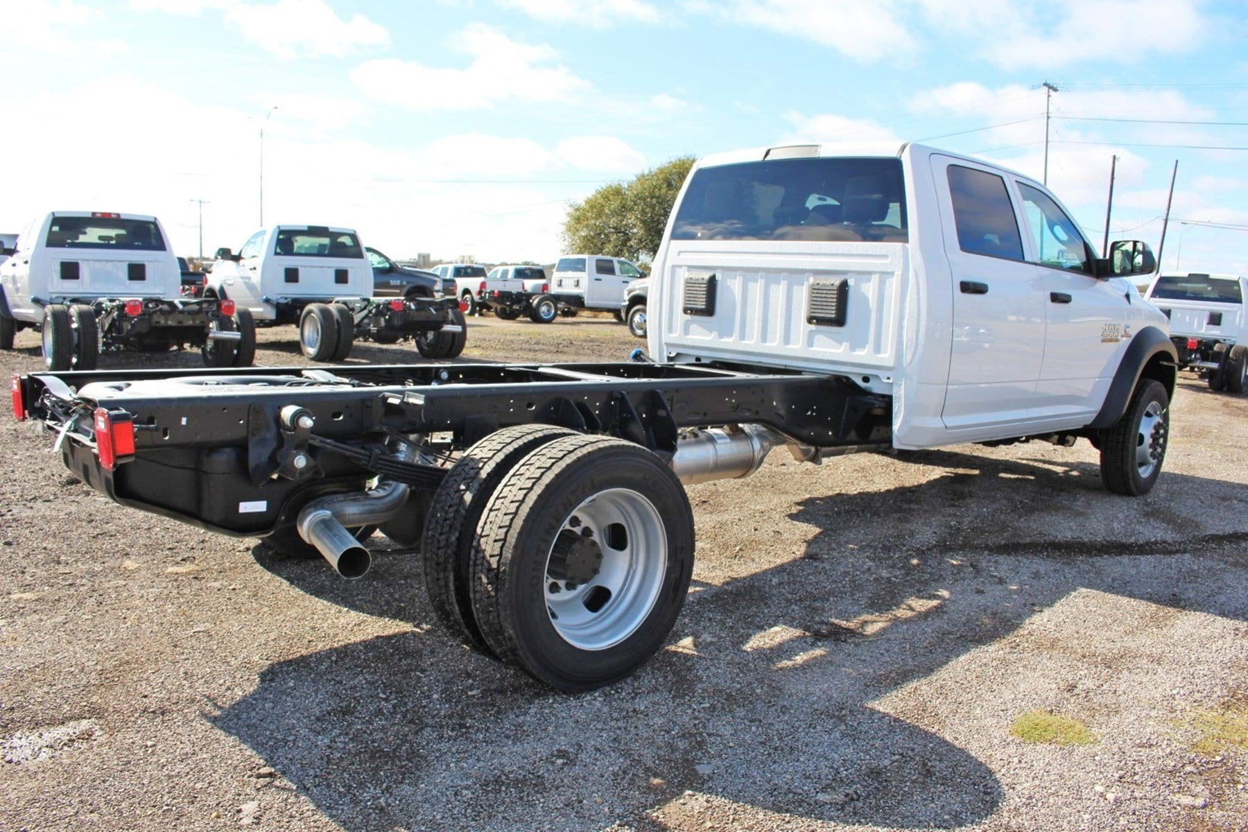5223a23ff8531d New 2018 Ram 4500 Cab Chassis for sale in New Braunfels