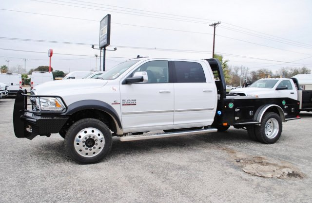 2017 Ram 5500 Crew Cab DRW 4x4, CM Truck Beds Hauler Body #TG510255 - photo 3