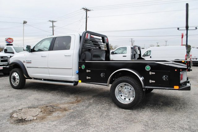 2017 Ram 5500 Crew Cab DRW 4x4, CM Truck Beds Hauler Body #TG510255 - photo 2