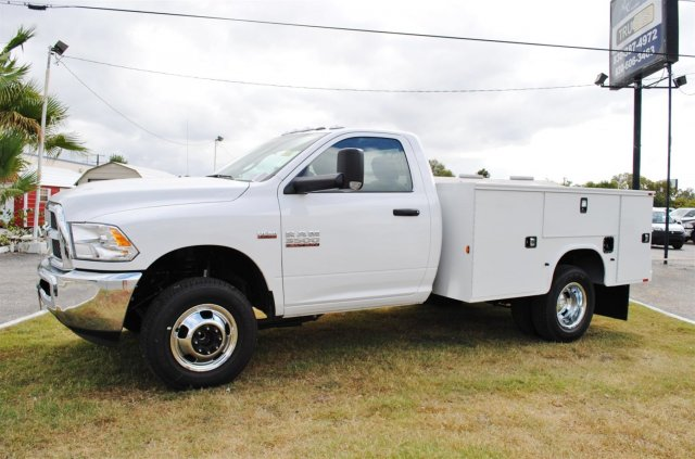 2017 Ram 3500 Regular Cab DRW, Knapheide Service Body #TG531332 - photo 3
