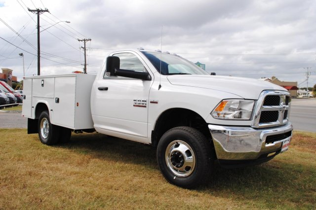 2017 Ram 3500 Regular Cab DRW, Knapheide Service Body #TG531332 - photo 5