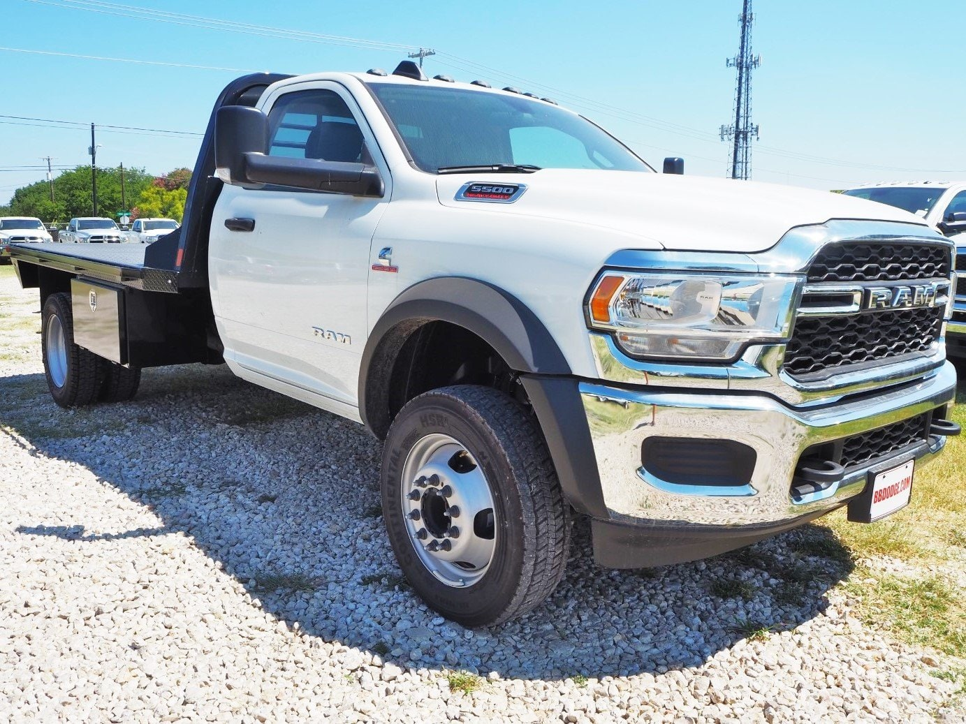 Dodge Ram Truck Bed For Sale >> 2019 Ram 5500 Regular Cab Drw 4x4 Cm Truck Beds Dealers Truck Flatbed Stock Tg531425