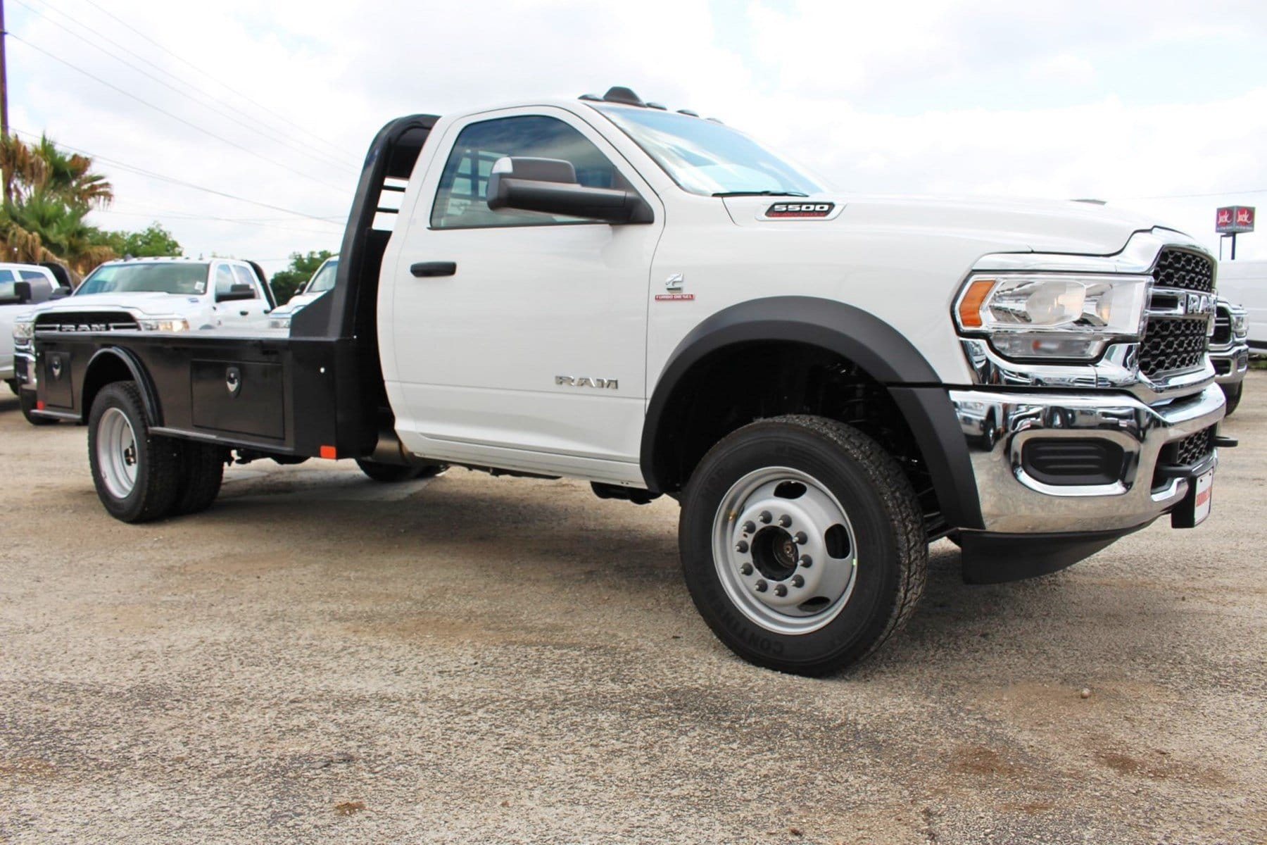 Dodge Ram Truck Bed For Sale >> New 2019 Ram 5500 Flatbed For Sale In New Braunfels Tx Tg535482