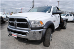 2017 Ram 4500 Regular Cab DRW, CM Truck Beds Flatbed #TG547955 - photo 1