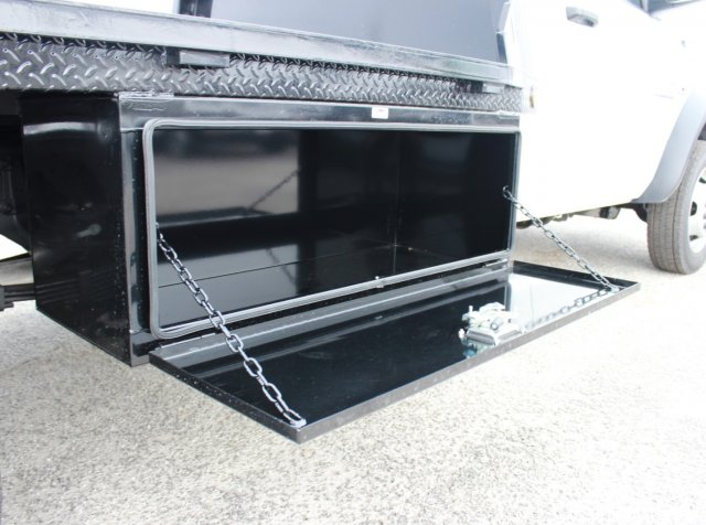 2017 Ram 4500 Regular Cab DRW, CM Truck Beds Flatbed #TG547956 - photo 10