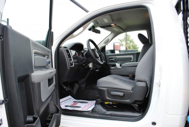 2017 Ram 4500 Regular Cab DRW, Knapheide Contractor Body #TG547958 - photo 9