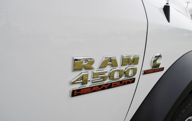 2017 Ram 4500 Regular Cab DRW, Knapheide Contractor Body #TG547958 - photo 10