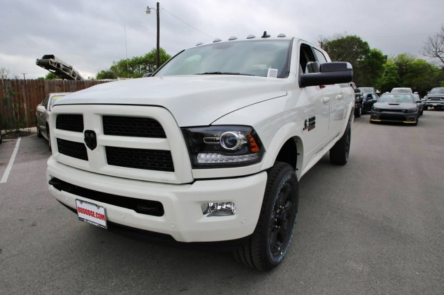 2017 Ram 2500 Mega Cab 4x4, Pickup #TG562621 - photo 4