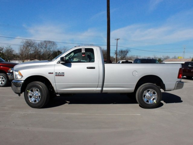 2017 Ram 2500 Regular Cab 4x4, Pickup #TG590293 - photo 3