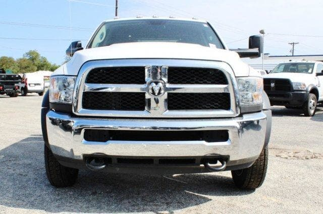 2017 Ram 4500 Crew Cab DRW 4x4, Flatbed #TG591513 - photo 5