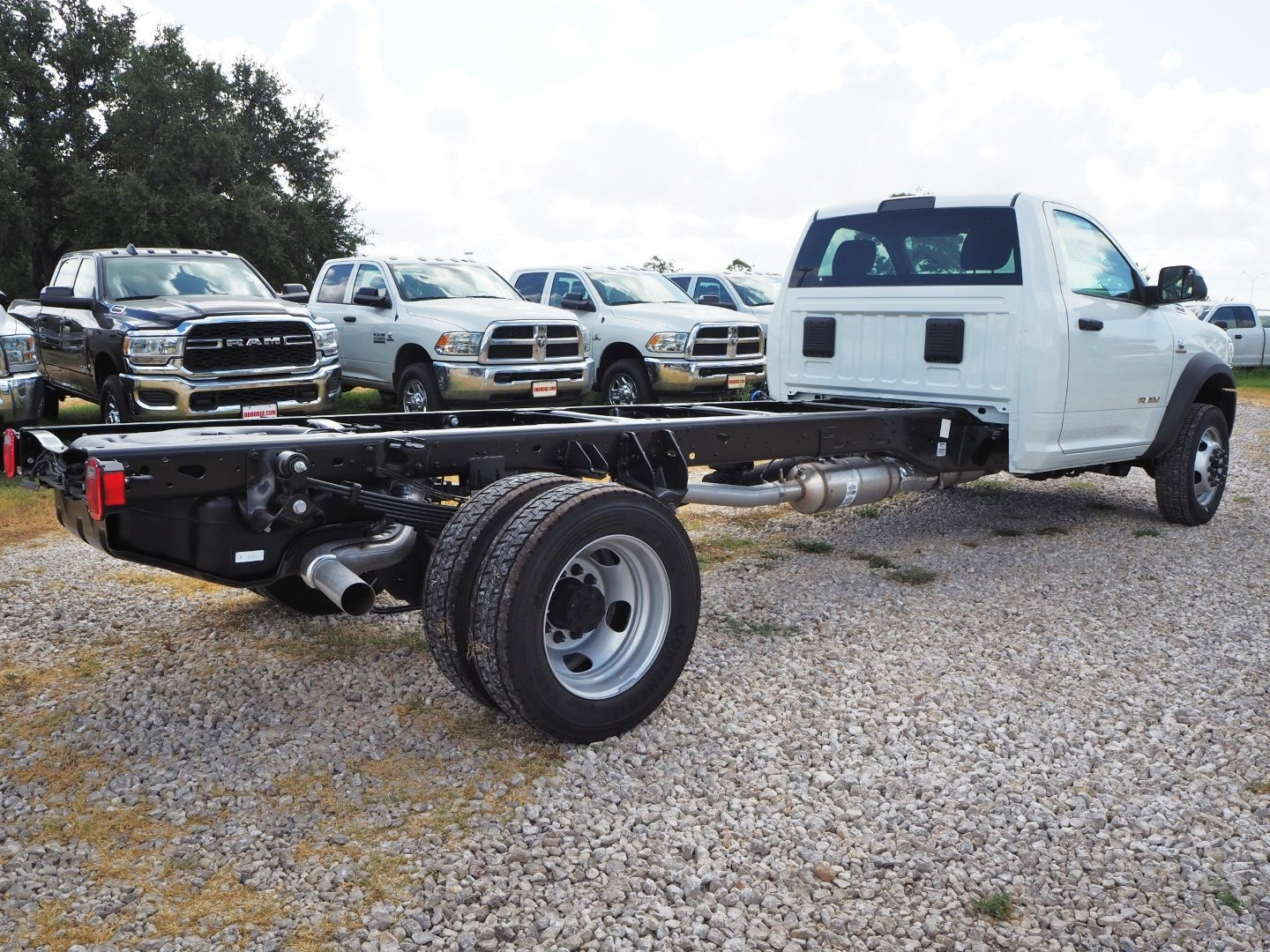 2019 Ram 5500 Regular Cab DRW 4x2, Cab Chassis #TG599857 - photo 1