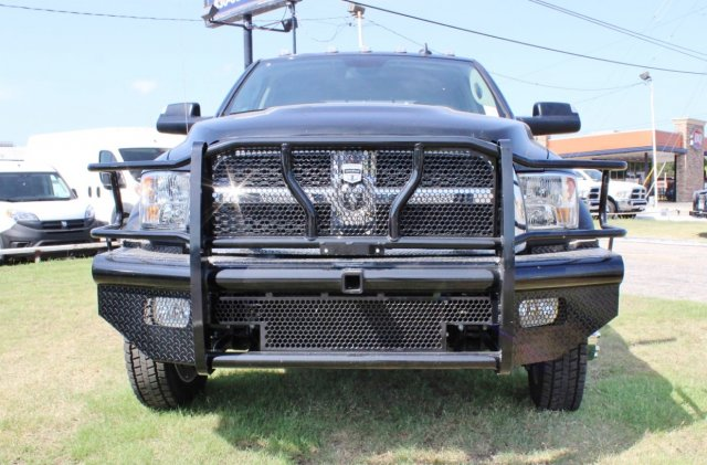 2017 Ram 4500 Crew Cab DRW 4x4, CM Truck Beds Flatbed #TG622193 - photo 5
