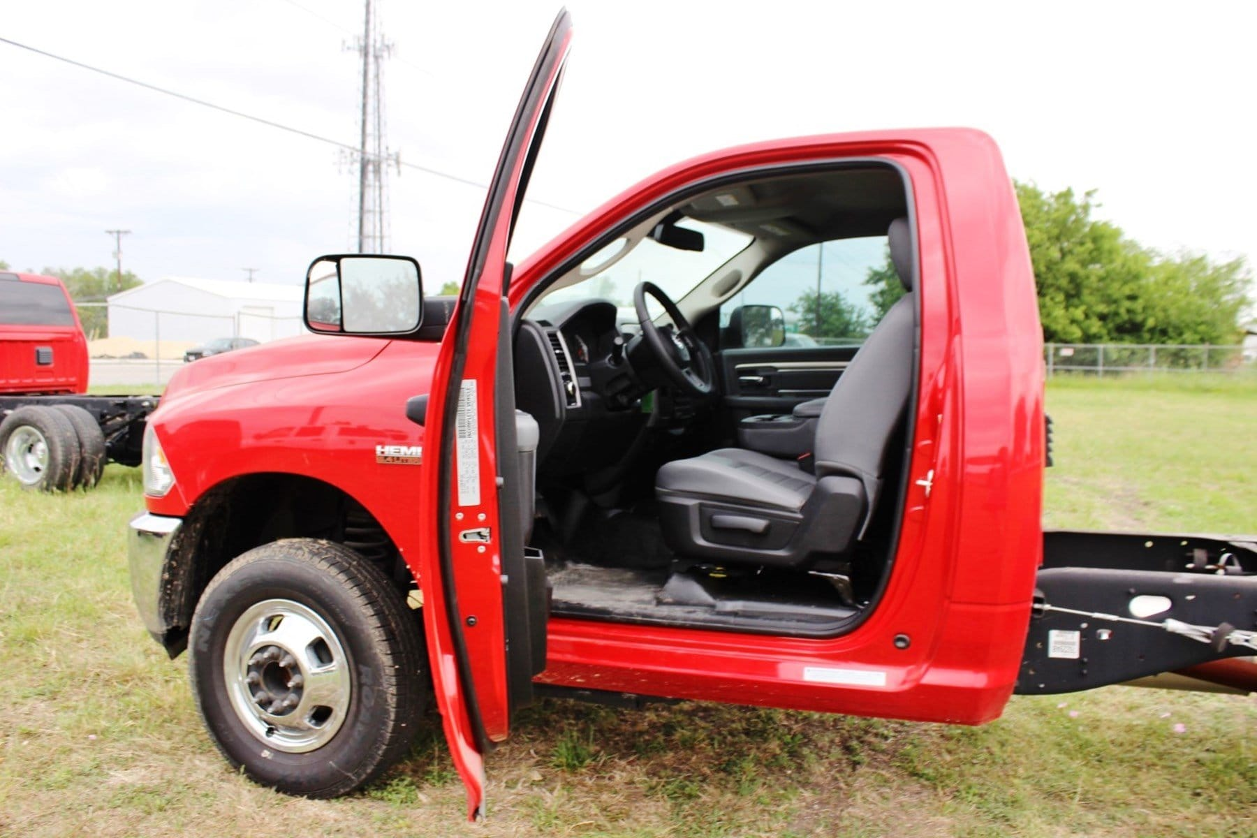 2017 Ram 3500 Regular Cab DRW,  Cab Chassis #TG623656 - photo 10