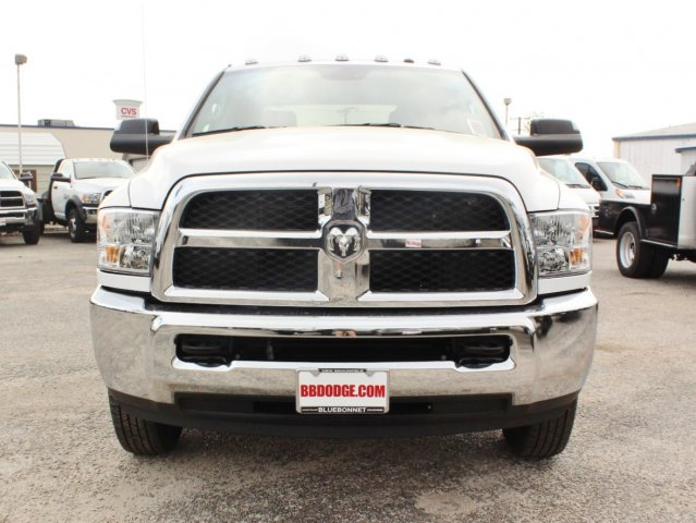 2017 Ram 3500 Crew Cab DRW 4x4, Axton Fleet Systems Service Body #TG623945 - photo 4