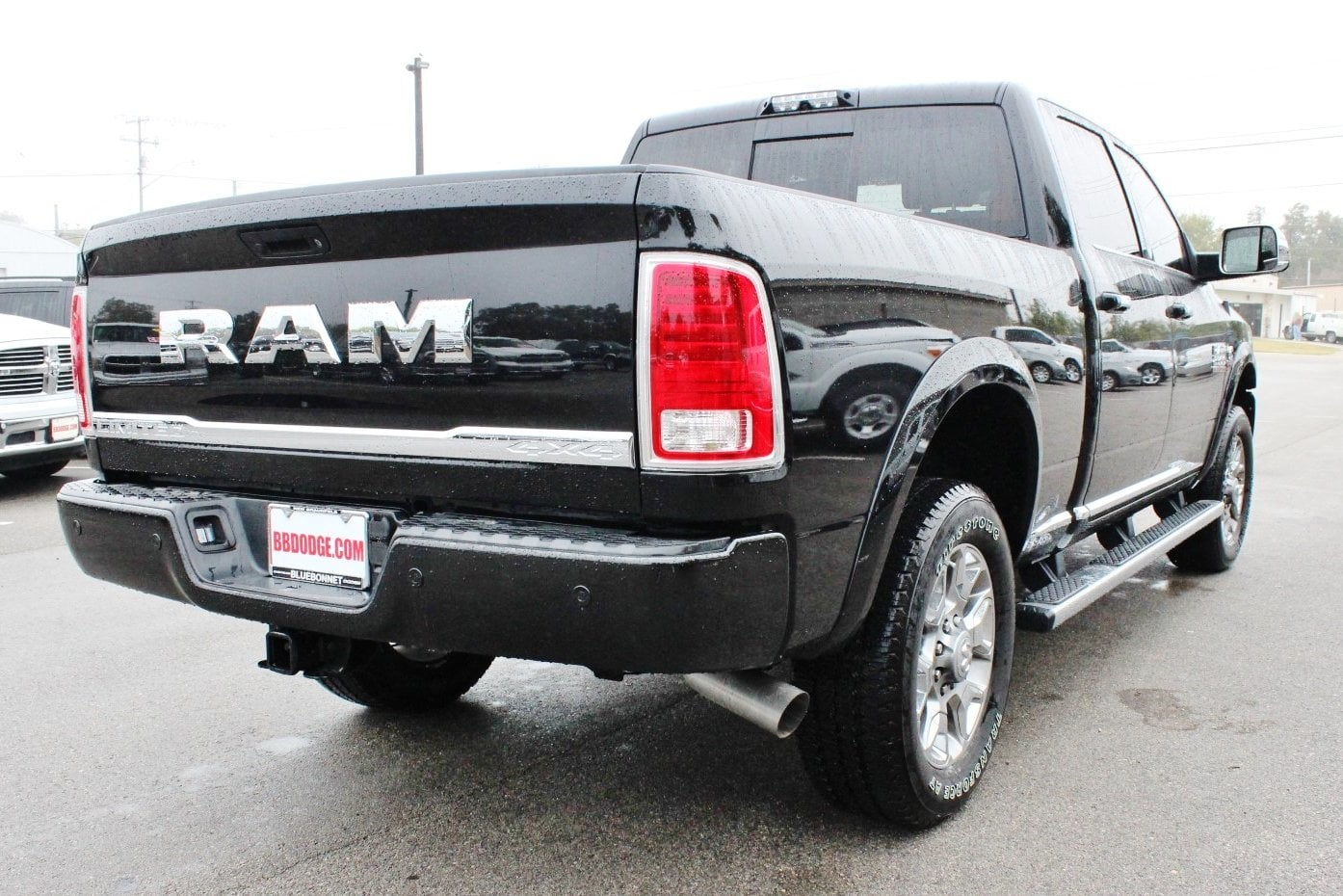 2017 Ram 2500 Crew Cab 4x4 Pickup #TG624685 - photo 2