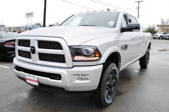 2017 Ram 2500 Mega Cab 4x4, Pickup #TG624712 - photo 1