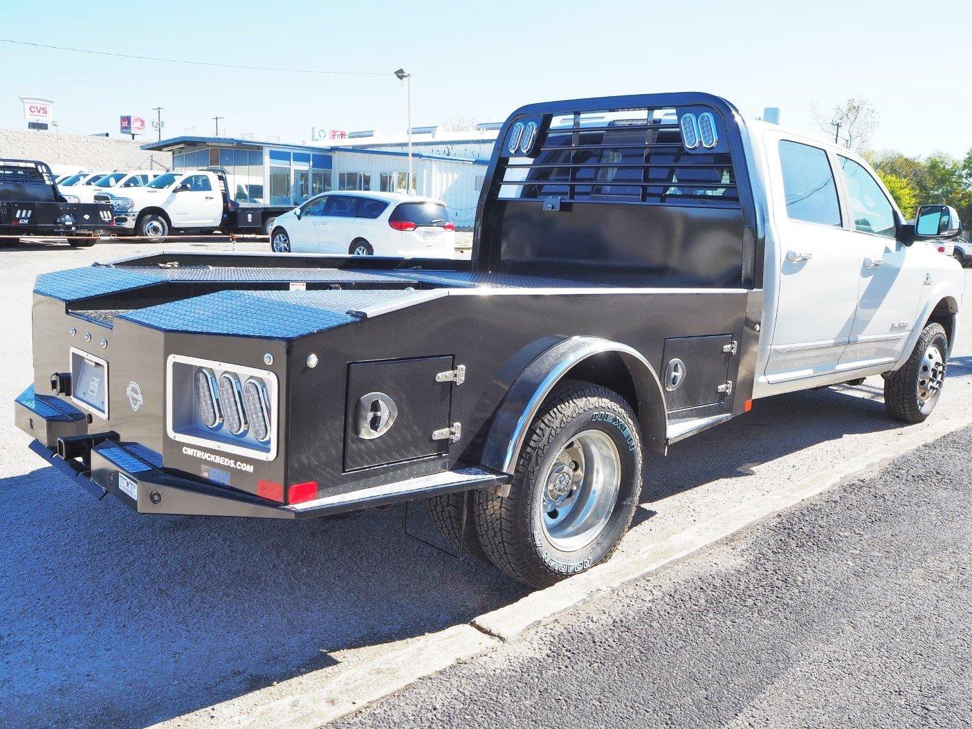 2019 Ram 3500 Crew Cab DRW 4x4, CM Truck Beds Hauler Body #TG639803 - photo 1