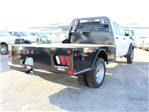 2017 Ram 5500 Crew Cab DRW 4x4, CM Truck Beds Flatbed #TG640086 - photo 1
