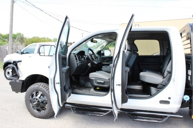 2017 Ram 3500 Crew Cab DRW 4x4, CM Truck Beds Flatbed #TG641808 - photo 16