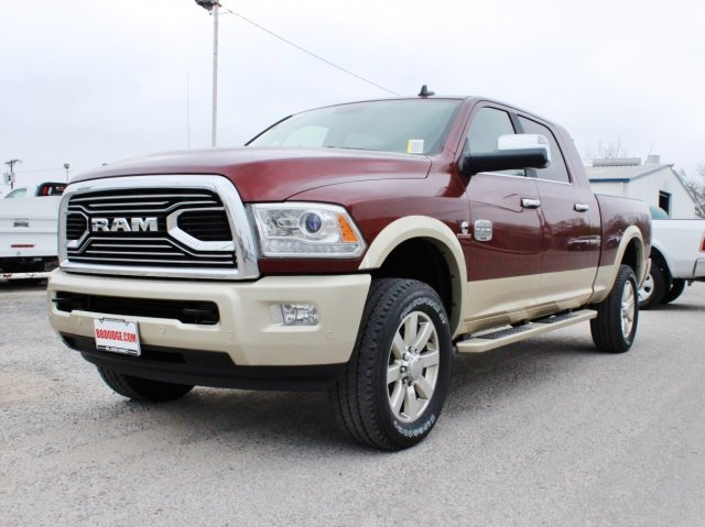 2017 Ram 2500 Mega Cab 4x4, Pickup #TG642114 - photo 1