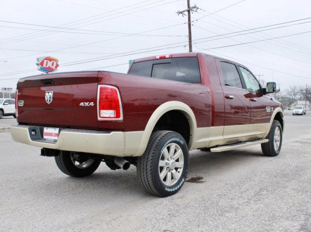 2017 Ram 2500 Mega Cab 4x4, Pickup #TG642114 - photo 2