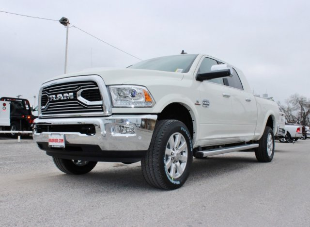 2017 Ram 2500 Mega Cab 4x4, Pickup #TG642115 - photo 1