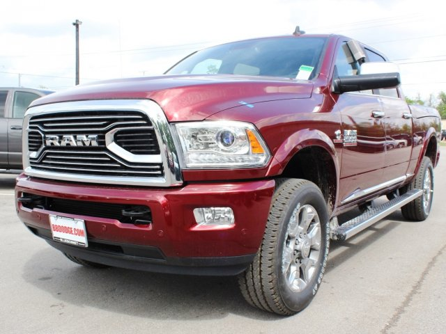 2017 Ram 2500 Crew Cab 4x4, Pickup #TG644661 - photo 3