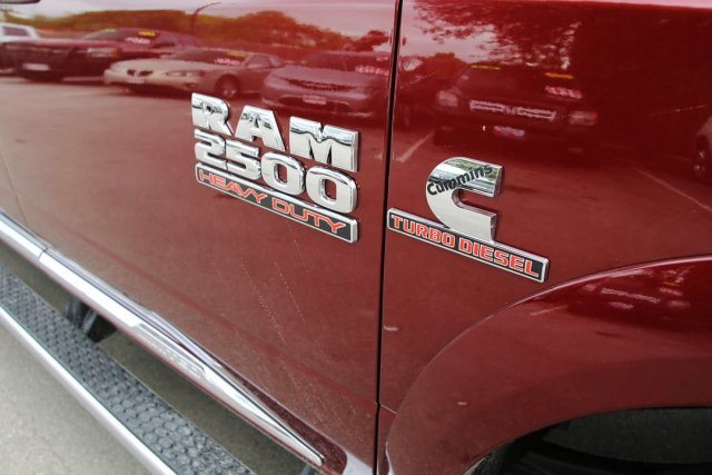 2017 Ram 2500 Mega Cab 4x4, Pickup #TG644679 - photo 13