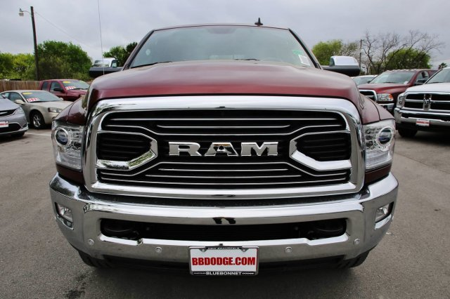2017 Ram 2500 Mega Cab 4x4, Pickup #TG644679 - photo 4