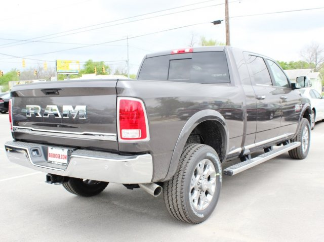 2017 Ram 2500 Mega Cab 4x4, Pickup #TG644680 - photo 2