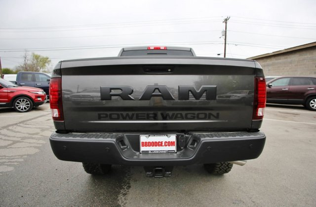 2017 Ram 2500 Crew Cab 4x4, Pickup #TG647501 - photo 13