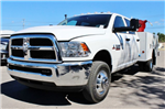 2017 Ram 3500 Crew Cab DRW 4x4, Service Body #TG651731 - photo 1