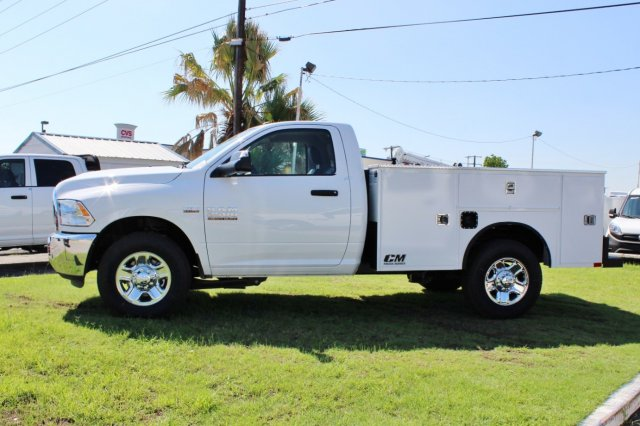 2017 Ram 2500 Regular Cab, CM Truck Beds Service Body #TG656959 - photo 3