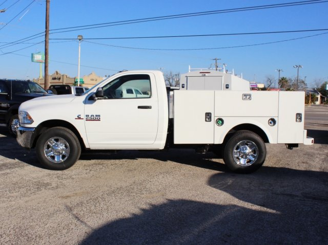 2017 Ram 2500 Regular Cab, Stahl Service Body #TG656981 - photo 3