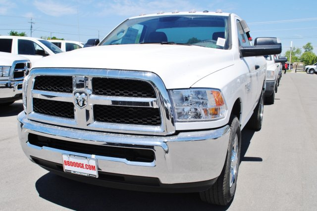 2017 Ram 2500 Regular Cab, Pickup #TG662603 - photo 3