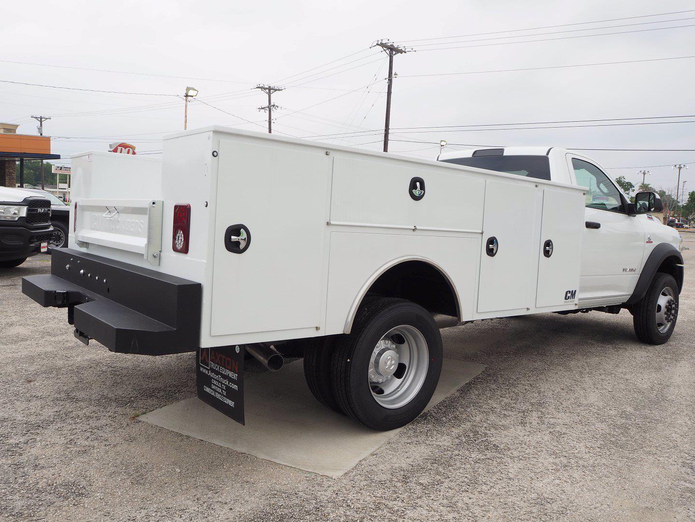 2021 Ram 4500 Regular Cab DRW 4x2, CM Truck Beds Service Body #TG662733 - photo 1