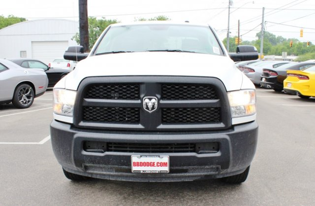 2017 Ram 2500 Crew Cab, Pickup #TG670125 - photo 4