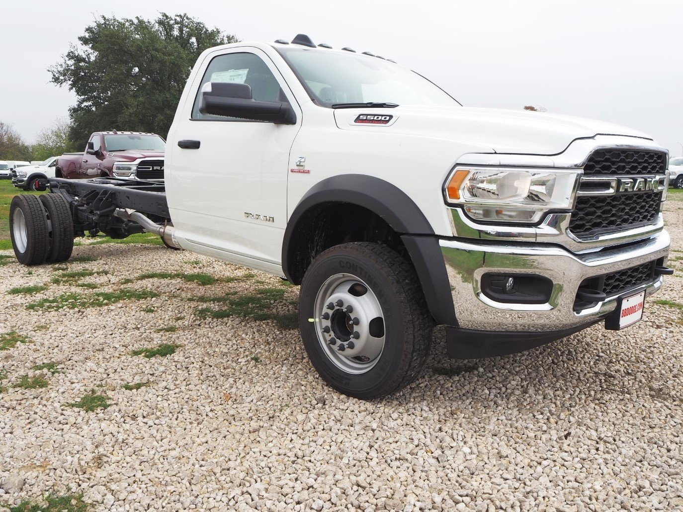 2019 Ram 5500 Regular Cab DRW 4x2, Cab Chassis #TG672962 - photo 1