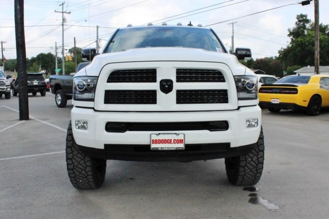 2017 Ram 2500 Mega Cab 4x4, Pickup #TG685220 - photo 4