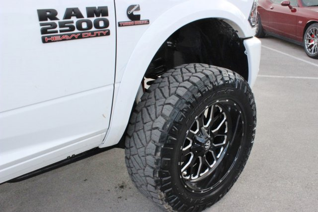 2017 Ram 2500 Mega Cab 4x4, Pickup #TG685220 - photo 6