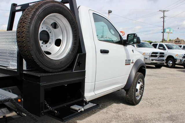 2017 Ram 5500 Regular Cab DRW 4x4 Hauler Body #TG686738 - photo 7