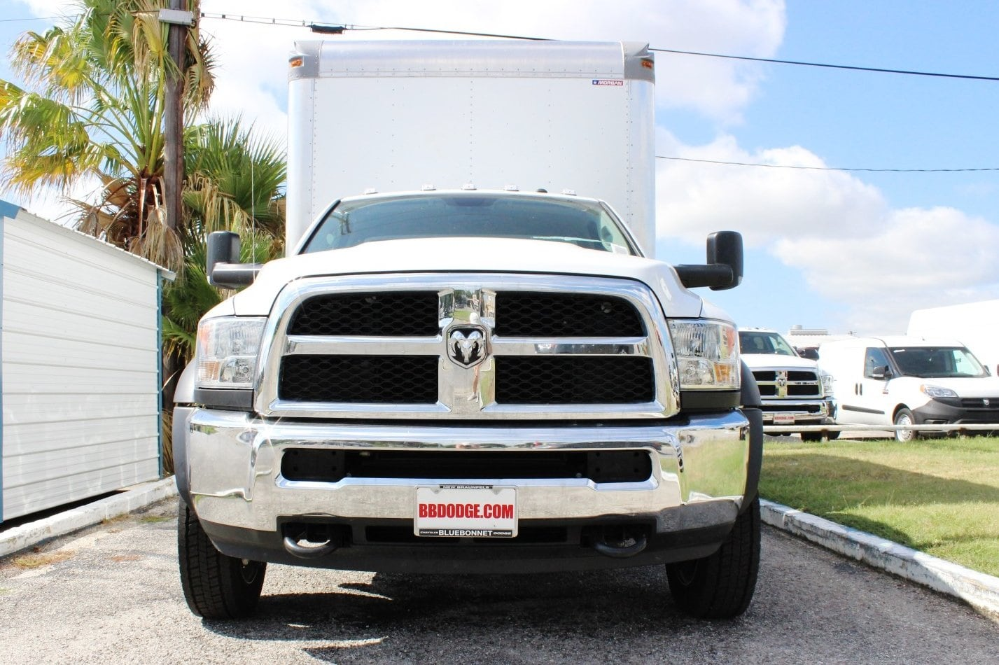 2017 Ram 5500 Regular Cab DRW Dry Freight #TG695812 - photo 5