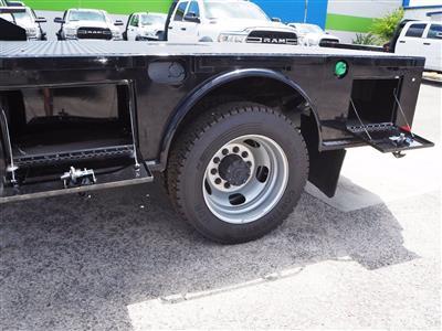 2019 Ram 5500 Crew Cab DRW 4x4, CM Truck Beds Flatbed #TG704945 - photo 18