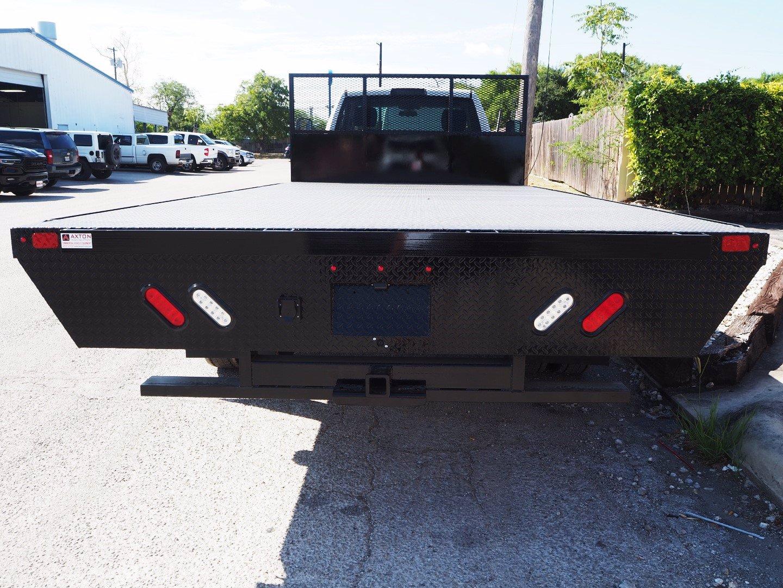 2019 Ram 5500 Regular Cab DRW 4x2, Axton Truck Equipment Flatbed #TG717489 - photo 16