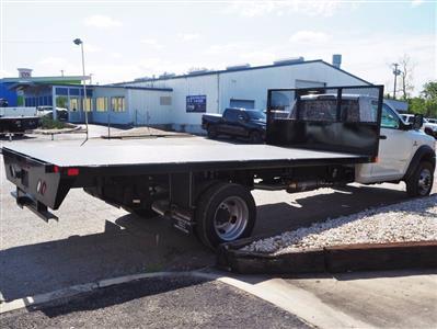 2019 Ram 5500 Regular Cab DRW 4x2, Axton Truck Equipment Flatbed #TG717489 - photo 2